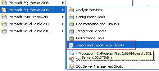SQL Server Performance Import dbase (dbf) Files using SQL Server
