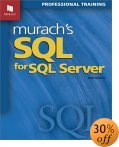 Murach's SQL for SQL Server